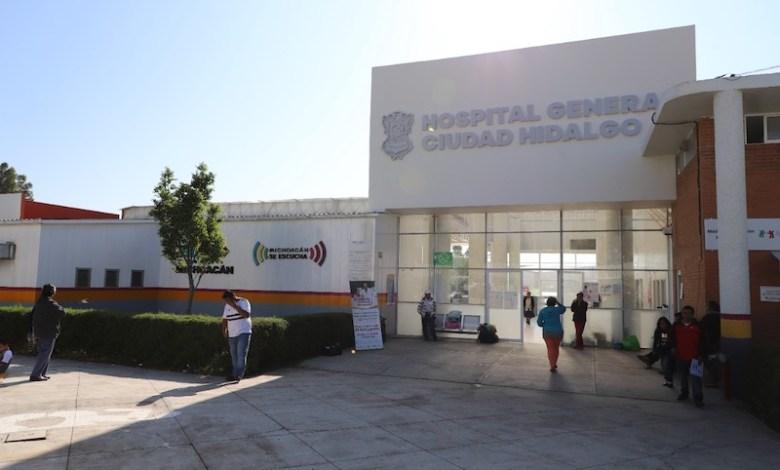 Hospital General de Ciudad Hidalgo, UMSNH
