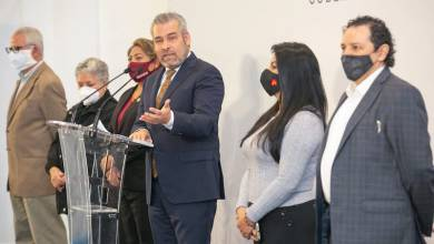 Alfredo Ramírez Bedolla, conferencia de prensa