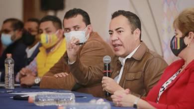 Carlos Herrera Tello, Equipo por Michoacán