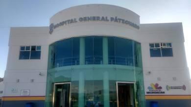 Hospital General de Pátzcuaro