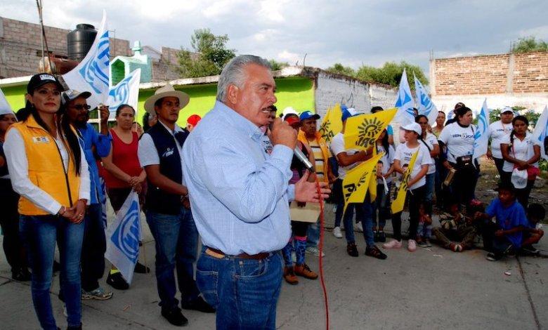 José Jaime Hinojosa Campa, campaña