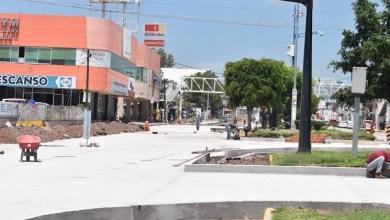 Boulevard Lázaro Cárdena, La Piedad, obra pública