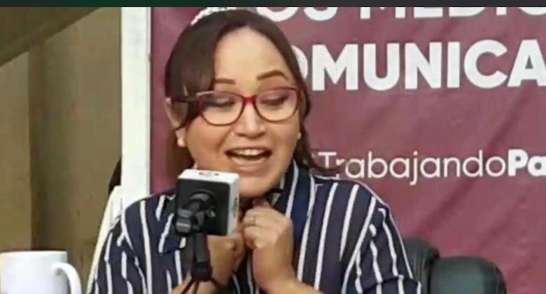 María Itzé Camacho Zapiain