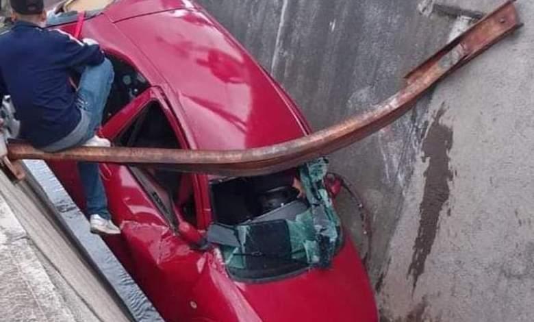 auto, accidente