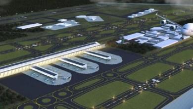 Aeropuerto Internacional Felipe Ángeles