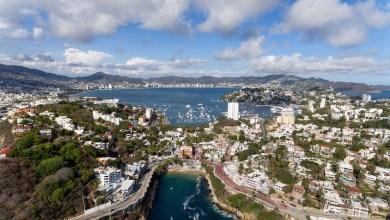 Acapulco,vista panorámica