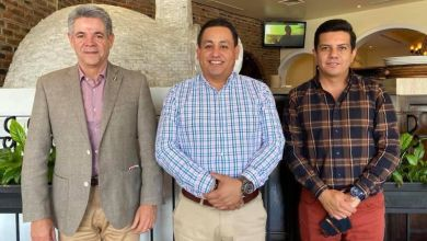 Jesús Hernández Peña, Víctor Manríquez, Óscar Escobar