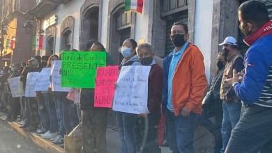 Persisten las manifestaciones