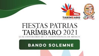 Tarímbaro, Fiestas Patrias