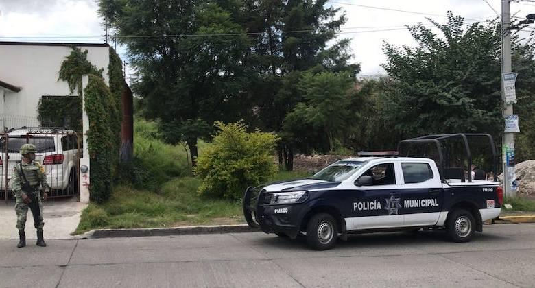 Policía Municipal, inseguridad, Morelia