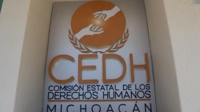 CEDH Michoacán
