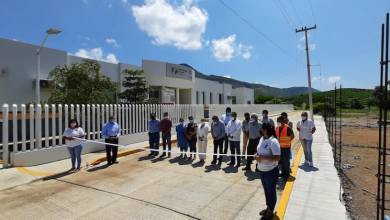 Centro de Salud, San Lucas, Michoacán