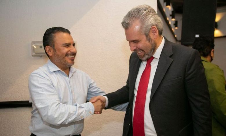 Fidel Calderón Torreblanca, Alfredo Ramírez Bedolla
