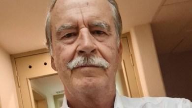 El ex presidente Vicente Fox