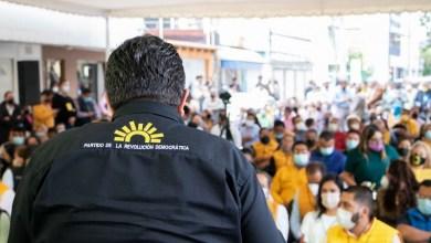 Víctor Manríquez, PRD, Elecciones Michoacán