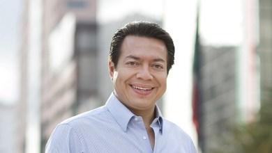 Mario Delgado, Morena