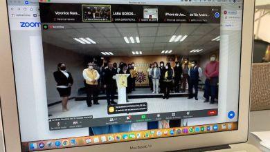 PRD, sesión virtual