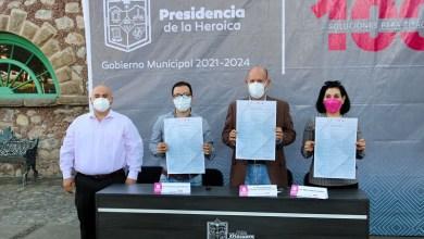 Convocatorias para elegir a encargados del orden en Zitácuaro