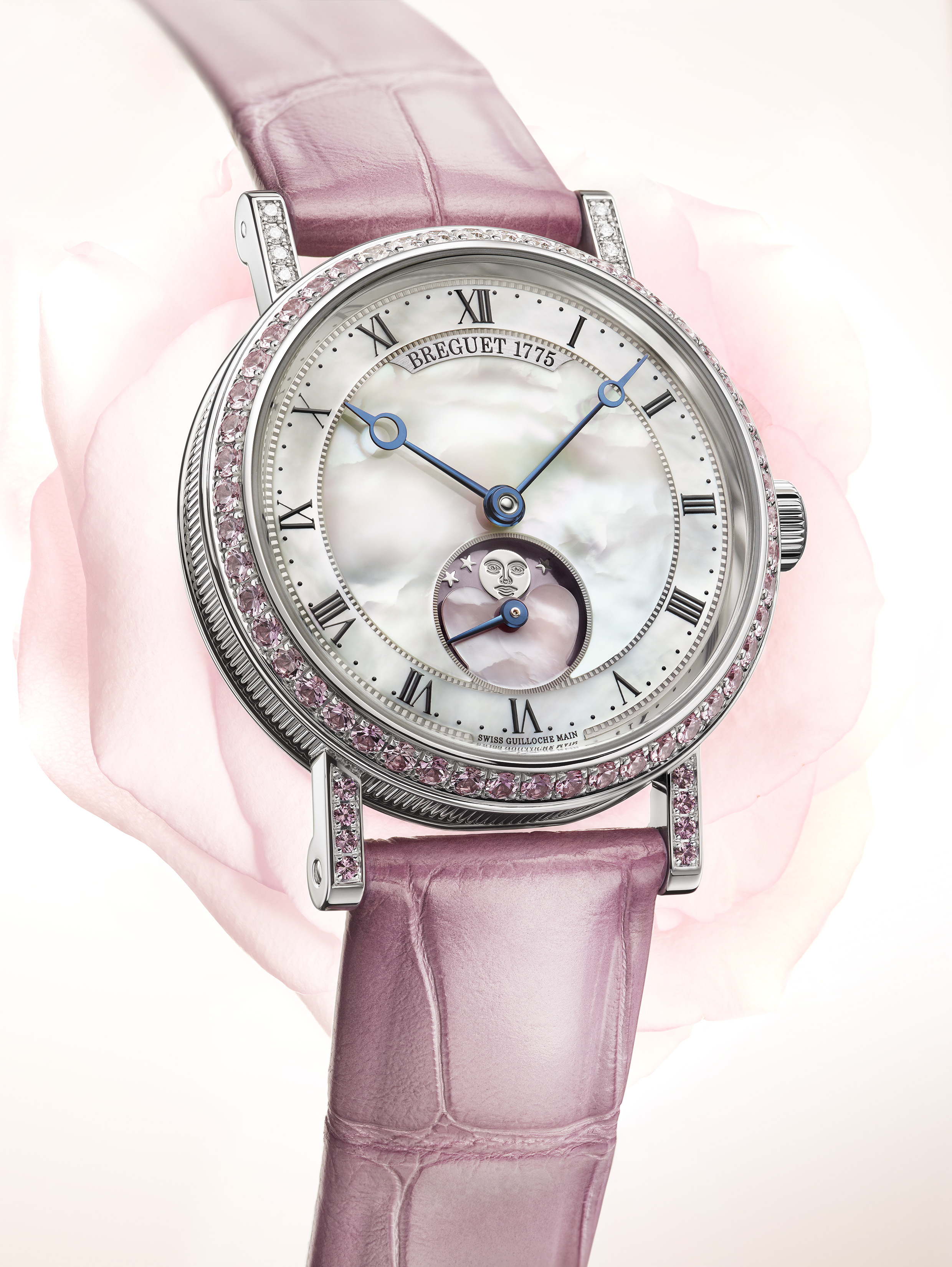 Blancpain Ultraplate Saint Valentin Watches News