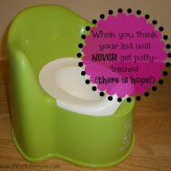 When you think your kid will NEVER get potty-trained (there is hope)