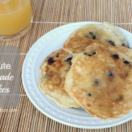 15 Minute Homemade Pancakes