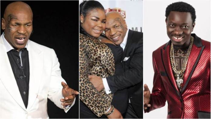 Mike Tyson threatens to end Michael Blackson for disrespecting his daughter