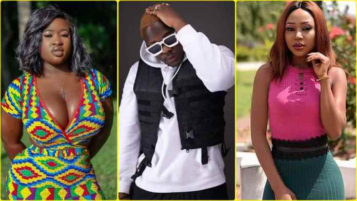Sista Afia claps back at Akuapem Poloo after she exposed her for allegedly sleeping with Medikal
