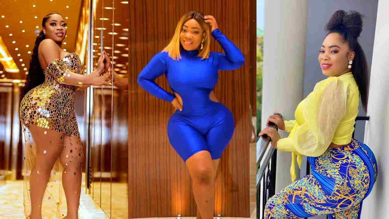 Photo of Moesha Boduong's rotten plastic bortors pops up online