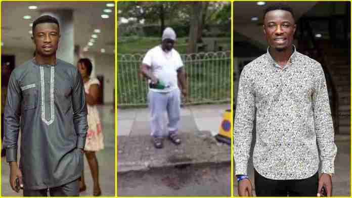 USA based Ghanaian curses Kwaku Manu with schnapps for sl££ping with his wife