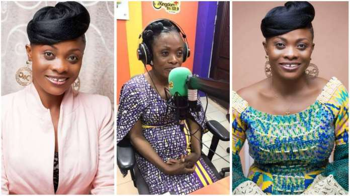 Diana Asamoah pregnancy