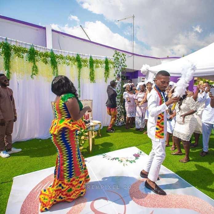 Clemento Suarez traditional wedding