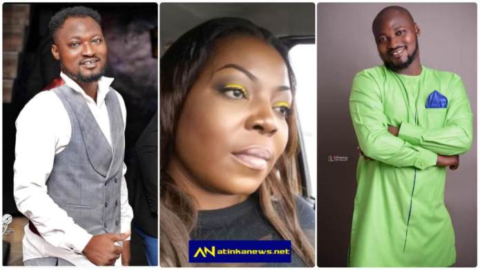 Funny Face attacks Maame Yeboah Asiedu, says she pimps young ladies to rich old men