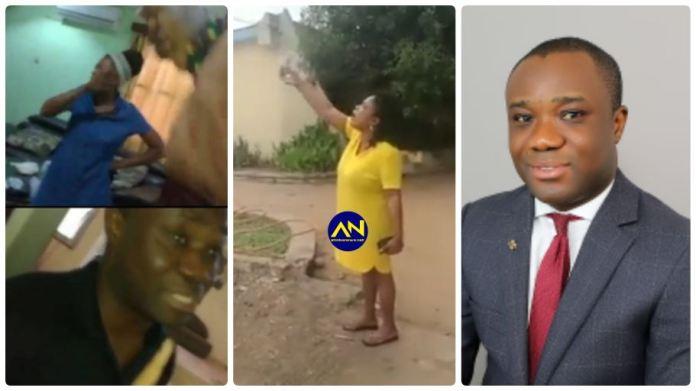 Felix Kwakye Ofosu caught
