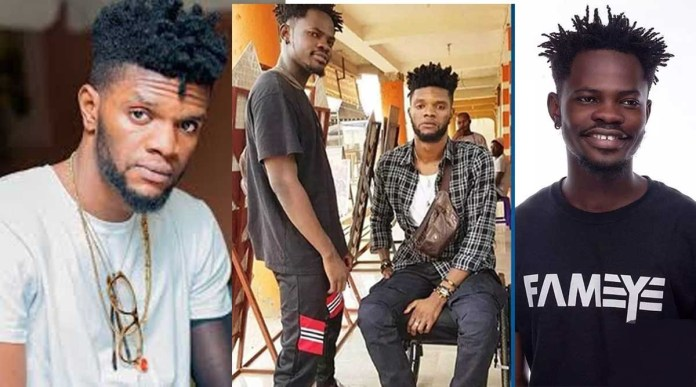 Never claim any song & video I produced for you else – Ogidi Brown angrily warns Fameye