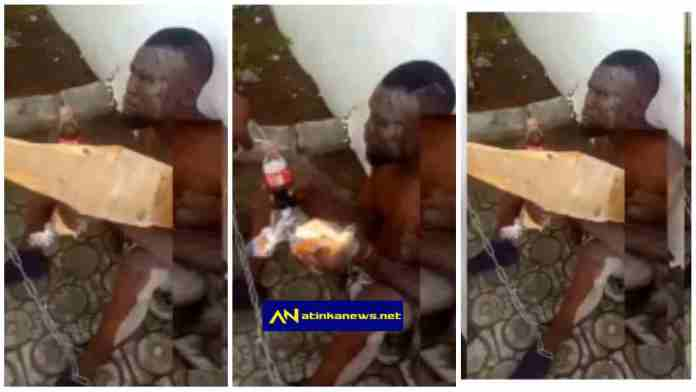 man who was caught stealing bone straight hair for his girlfriend