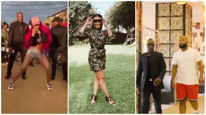 South African celebrities Dduduzane challenge