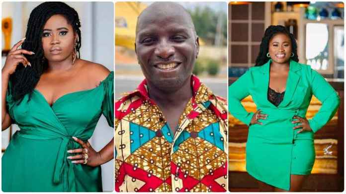 A lady doesn't speak the way you did – Socrates Safo scolds Actress Lydia Forson
