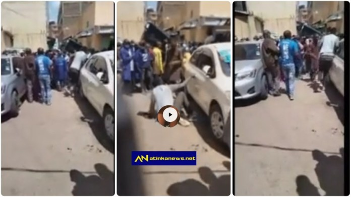 Thief breaks leg after jumping two floors