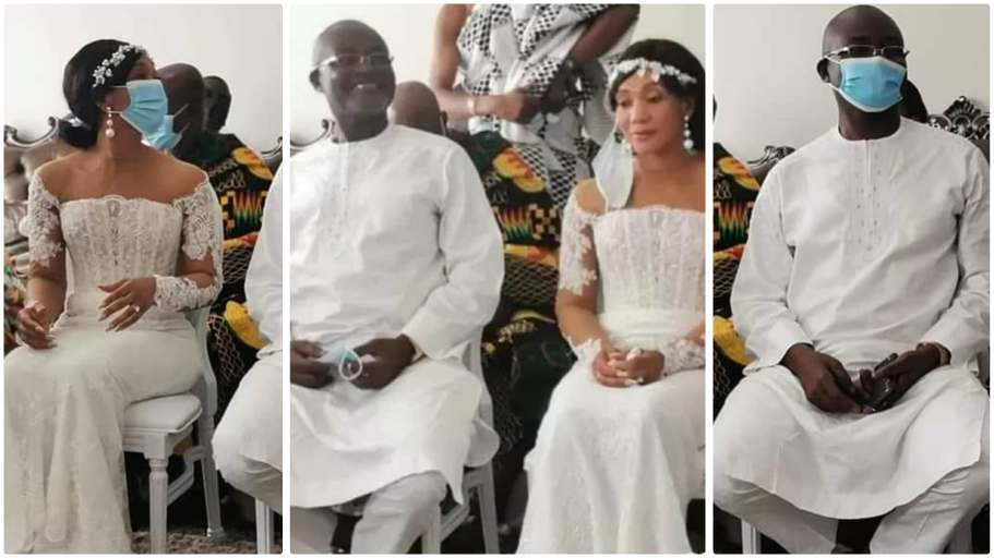 Kennedy Agyapong grabs a third wife in a secret wedding ceremony