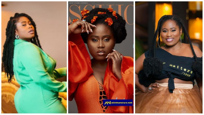 """Lydia Forson exposes a Popular Radio Presenter begging for her """"T0nga"""" in her DM"""