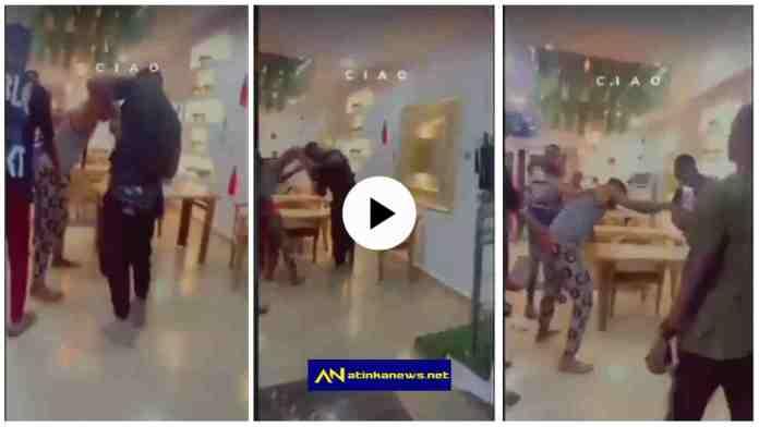 Man receives serious beating