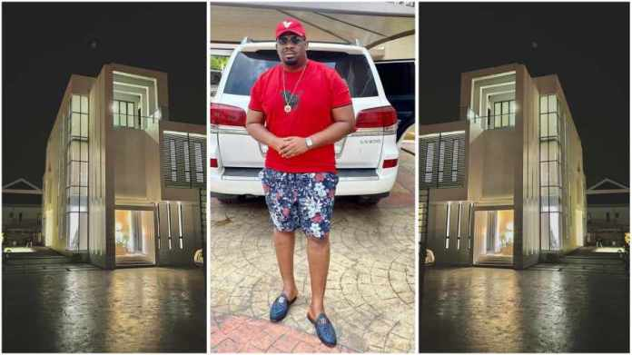 Don Jazzy new mansion