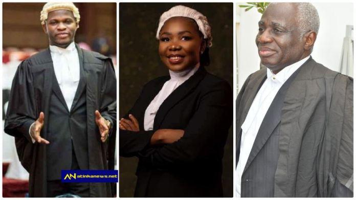 Lawyer Fatima Abubakar biography