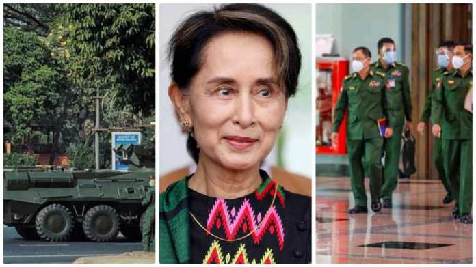Myanmar's military seizes power in coup