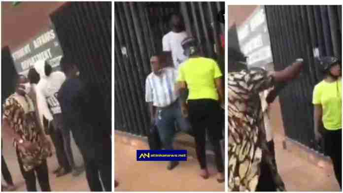 UNN female student harassed and disgraced by staff