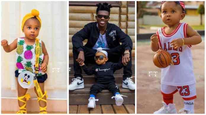 Adorable video of Strongman'year and half old daughter exhibiting brilliance wow netizens [Watch]