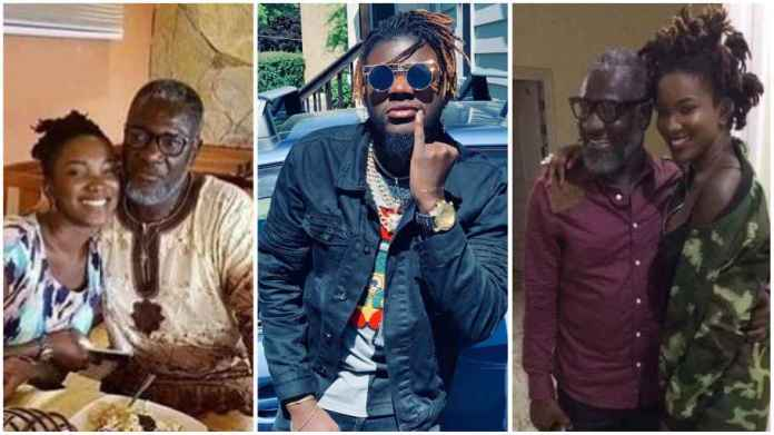 Ebony's father angrily replies Pope Skinny's claim that Ebony died because of lesbianism [video]