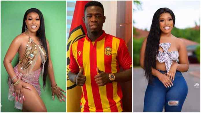 Fantana finally opens up on her romantic relationship with Afriyie Acquah