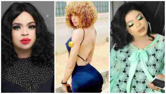 """""""You will never be a woman like I am, have sense!"""" – Transgender, Buchi fires back at Bobrisky [Video]"""