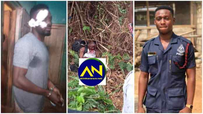 The chilling account of how Aduana Stars defender allegedly killed a police officer